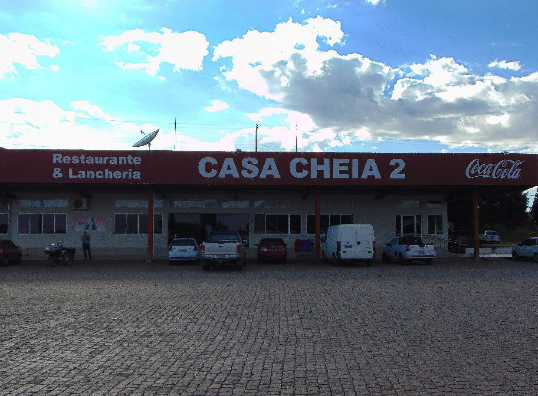 POSTO JP SANTA LÚCIA JÚLIO DE CASTILHOS