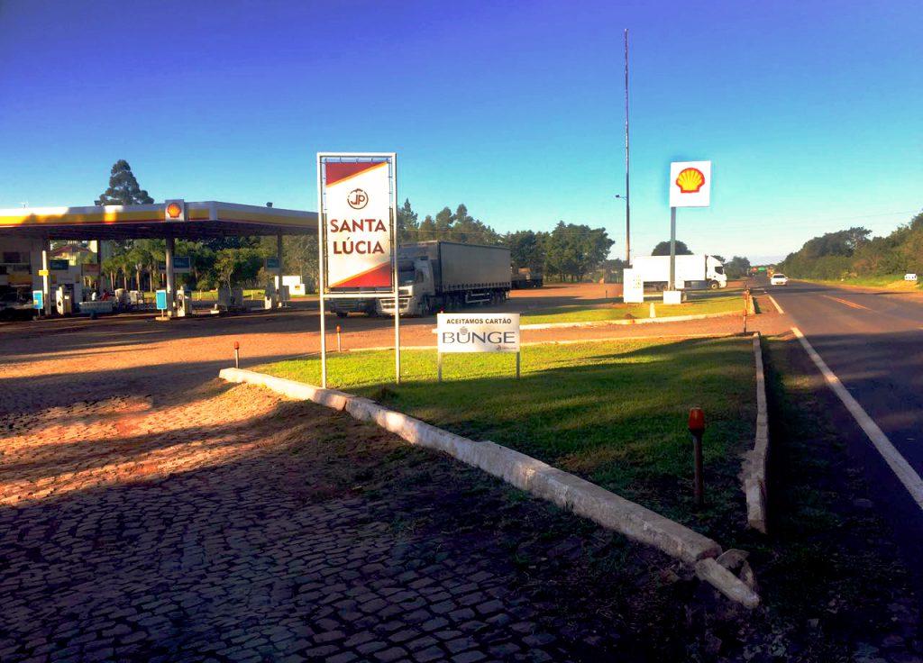 Posto JP Santa Lúcia Santo Antônio das Missões