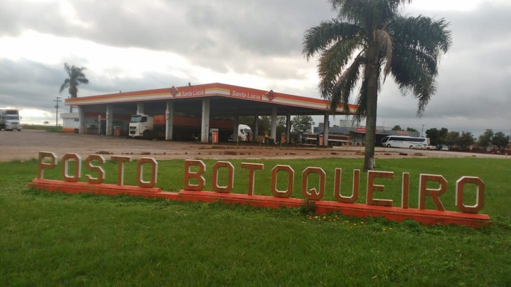 POSTO JP SANTA LÚCIA CRUZ ALTA BOTOQUEIRO