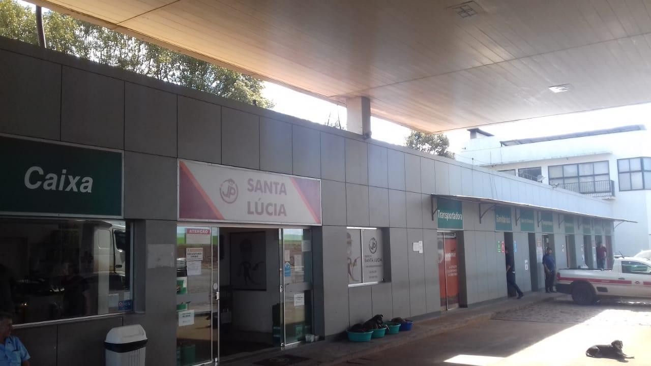 POSTO JP SANTA LÚCIA PANAMBI BR 158