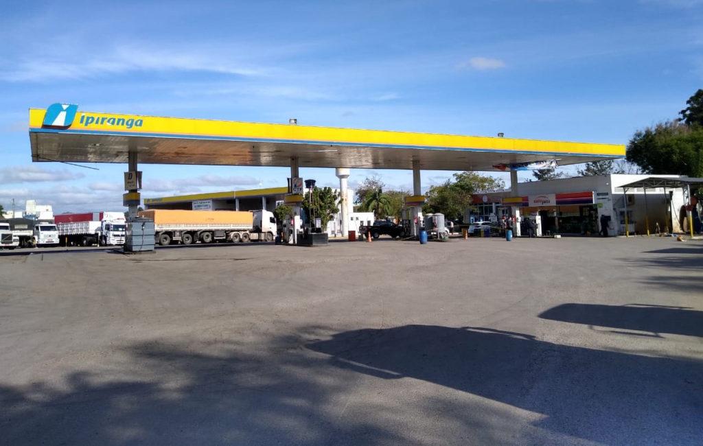 POSTO JP SANTA LÚCIA SANTA MARIA BR 392 Km 1,4