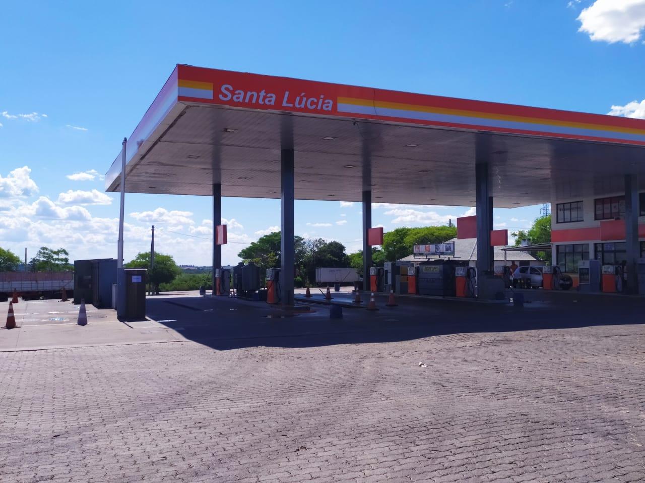 Posto JP Santa Lúcia Rosário do Sul