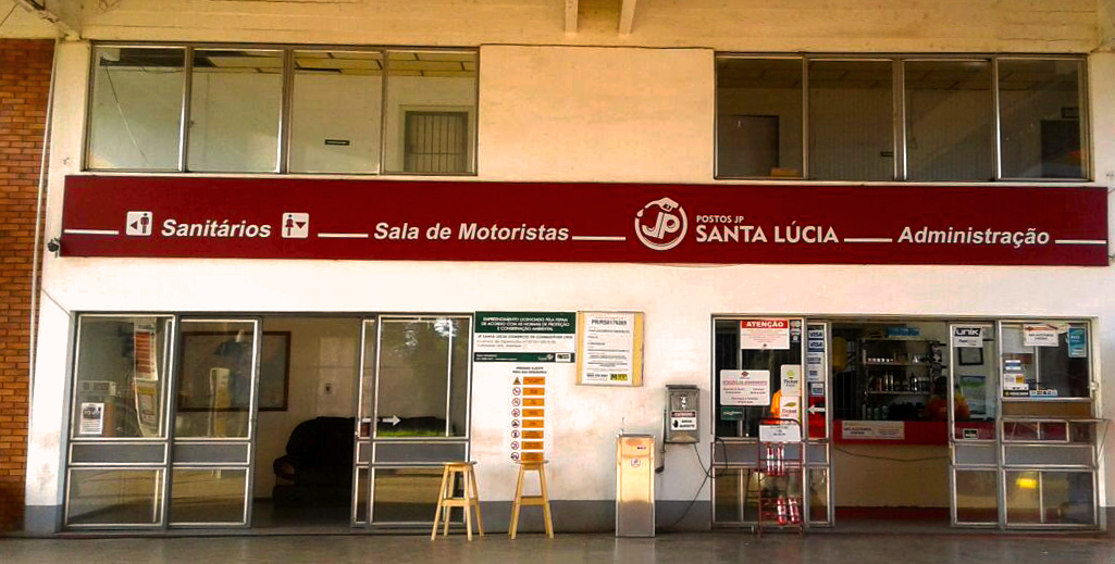 POSTO JP SANTA LÚCIA PANAMBI BR 285