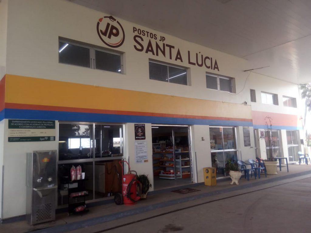 POSTO JP SANTA LÚCIA CANGUÇU